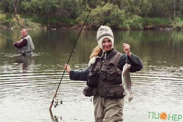иркутская область места для рыбалки